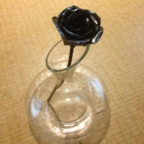 Blacksmith Iron Rose